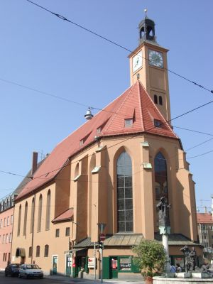Jakobs Kirche Augsburg