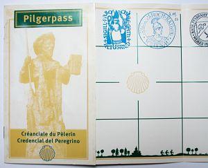 Pilgerpass Jakobus Pilgergemeinschaft Augsburg e.V.